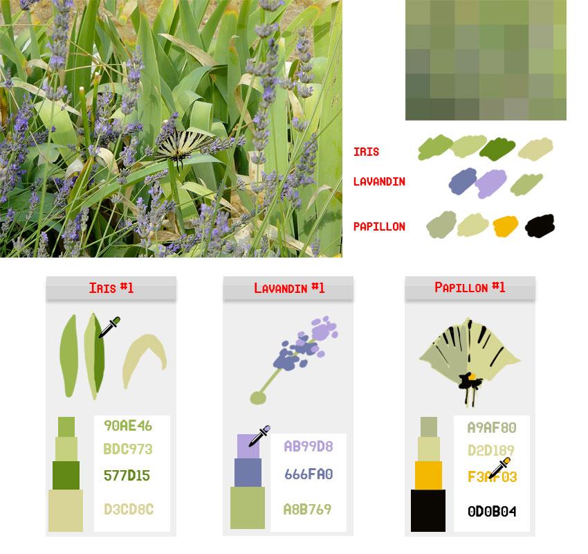 palette-colorimetrie