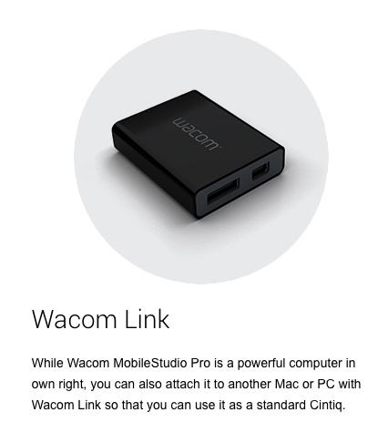 wacomlink