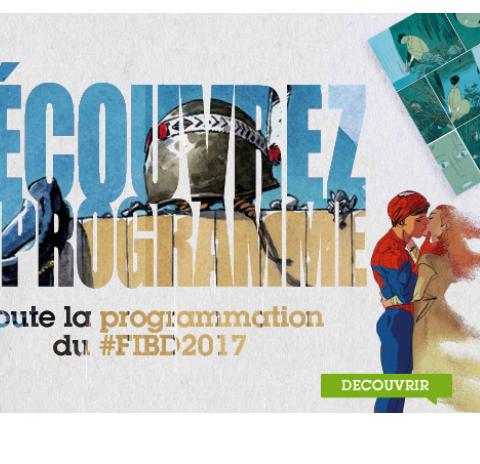 Wacom, Cultura et FIBD d'Angoulême 2017