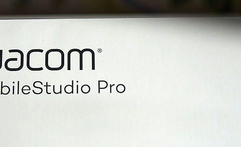 Wacom MobileStudio Pro Unboxing