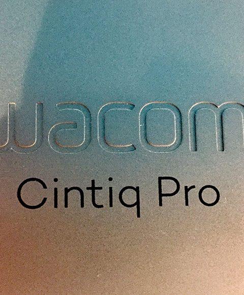 Wacom Cintiq Pro 13 pouces en images [maj]