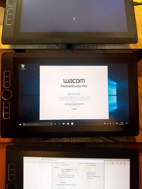 Wacom MobileStudio Pro  et Cintiq Companion 2 [maj]