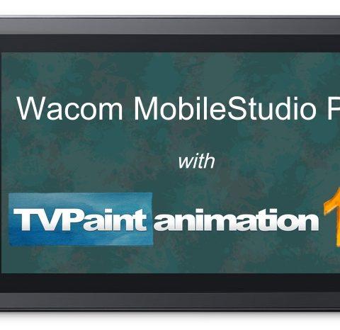 Webinaire TVPaint et Wacom
