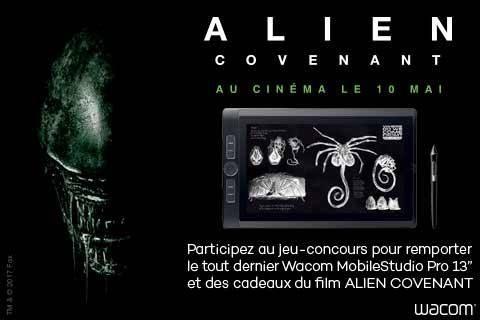 Concours Alien Pro