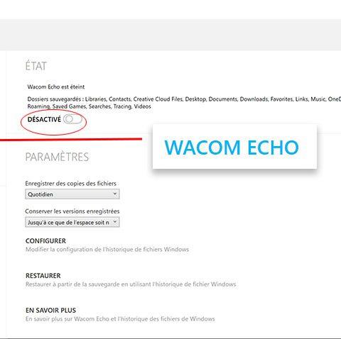 Wacom Echo