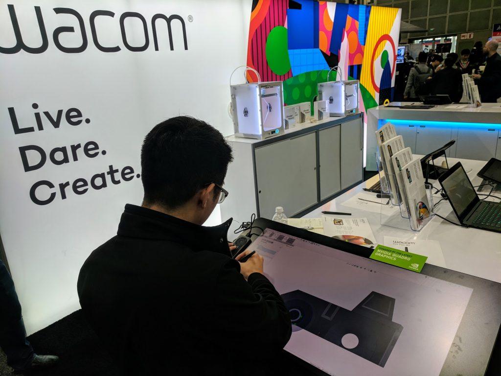 Wacom Cintiq Pro 32 de sortie encore