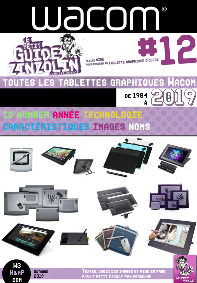 Le Guide Zinzolin 2019 est là